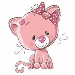 naklejki dla dzieci koty