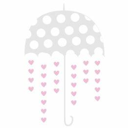 naklejki parasol