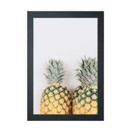 ananasy dwa plakat