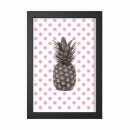 plakat ananas fresh deco