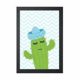 kaktus plakat cactus
